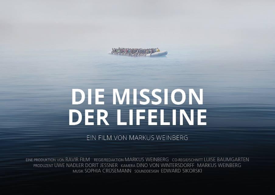 Titolfoto zu Film: Die Mission der Lifeline 2019
