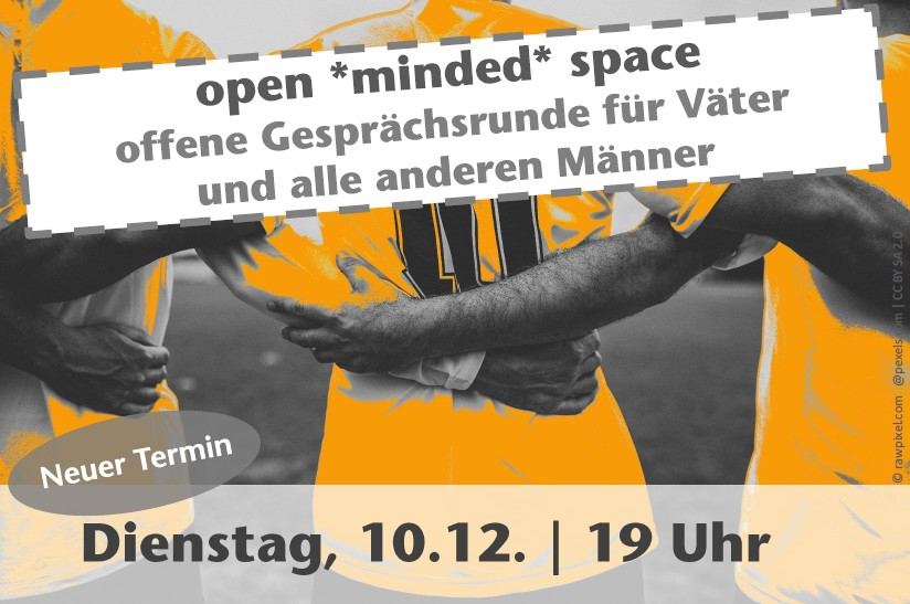 Titel OpenSpace Maenner