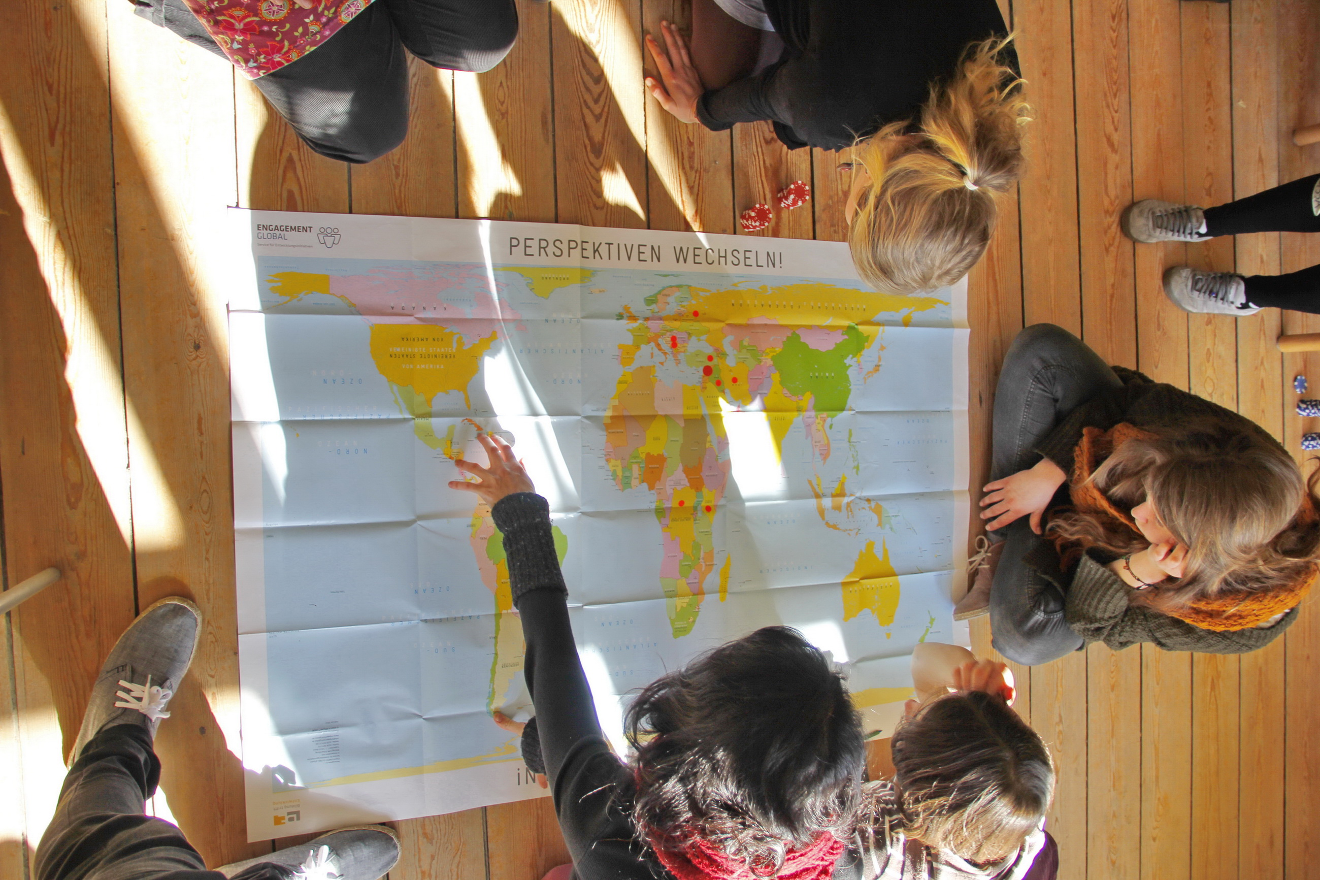 Foto: Bildungsarbeit Ökohaus