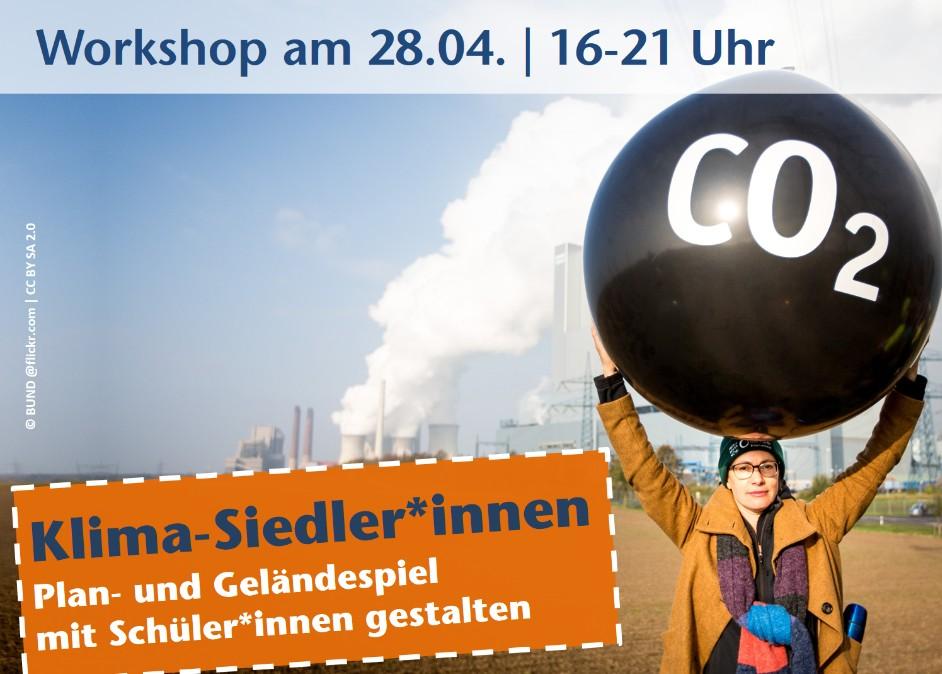 Foto: Workshop-Klimasiedler*innen