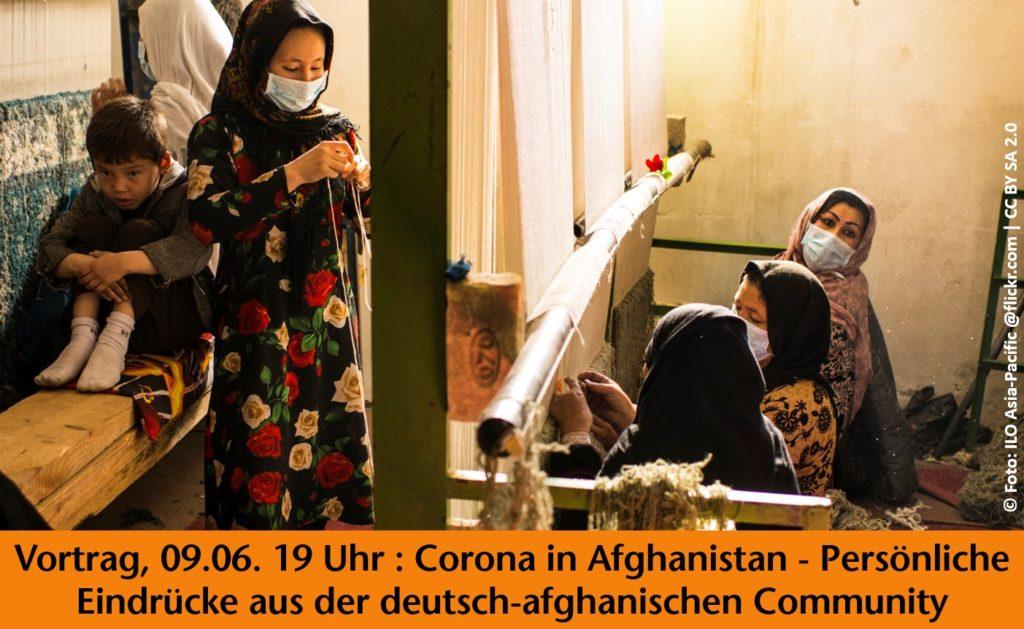Bild: Vortrag-Corona-Afghanistan