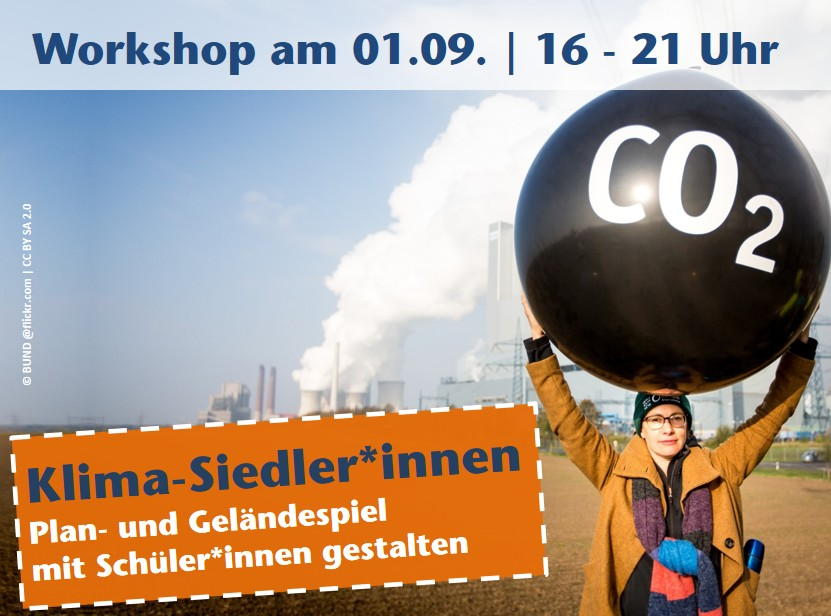 Titelbild Workshop Klimasiedler*innen