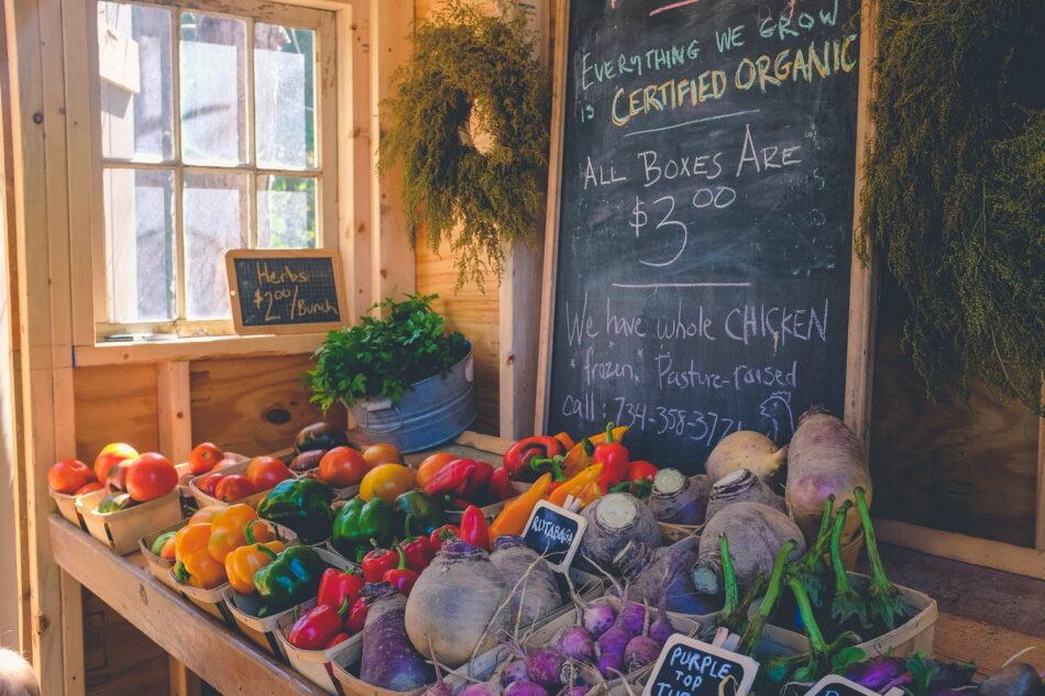 Foto-Lebensmittelladen