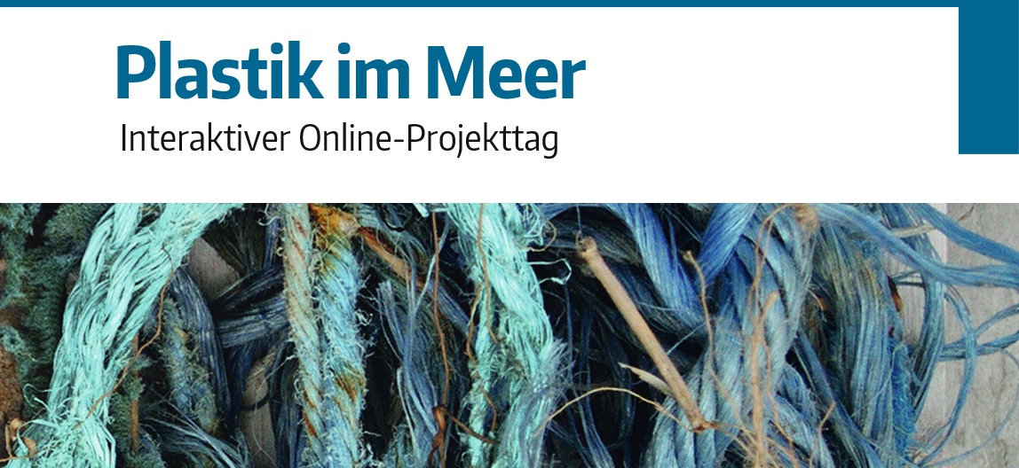 Grafik Titel Workshop Plastik im Meer