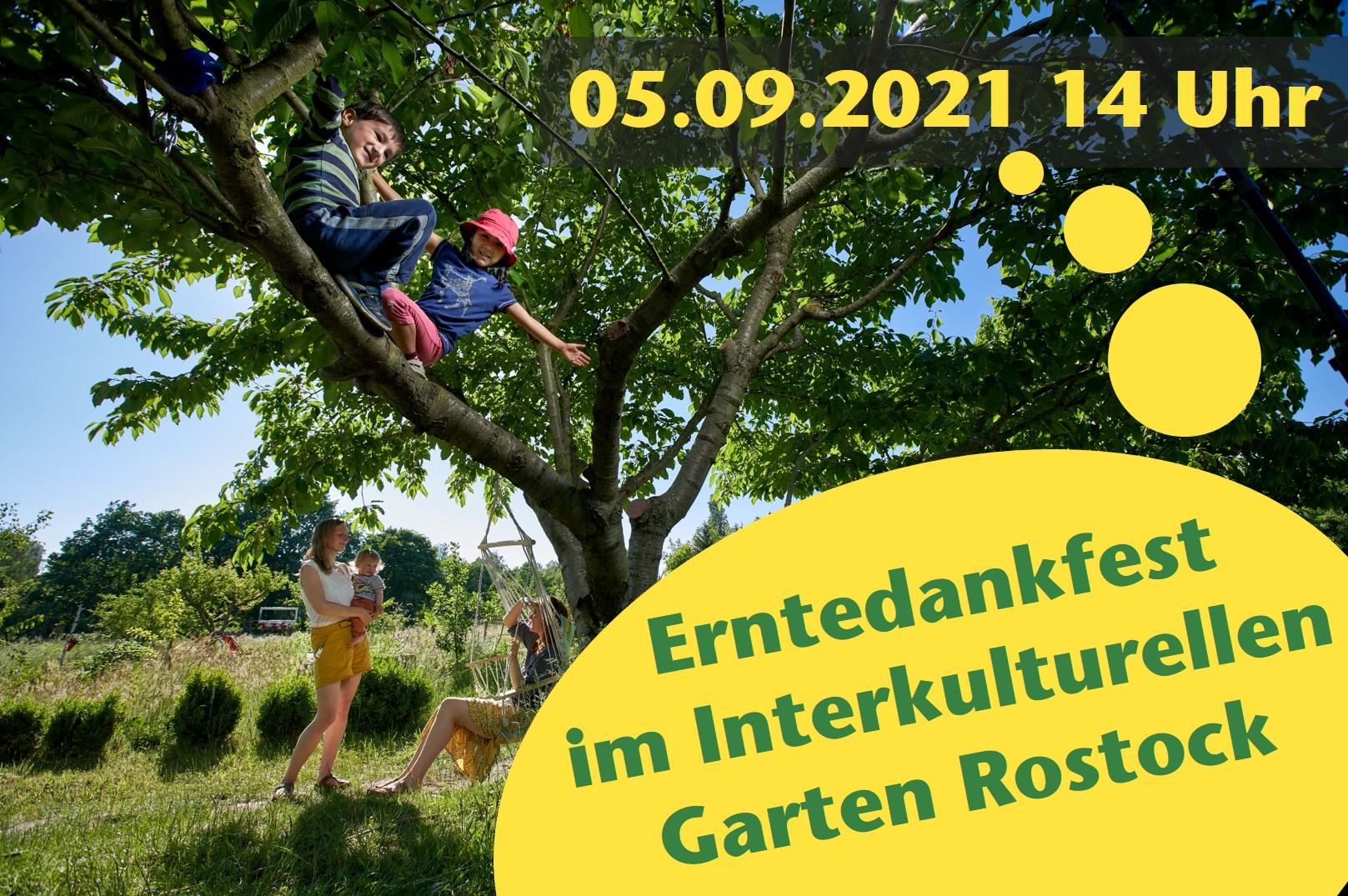 Erntedankfest im Interkulturellen Garten